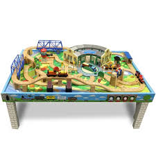 thomas the train wooden track table enchanting thomas the train wooden railway table images best image