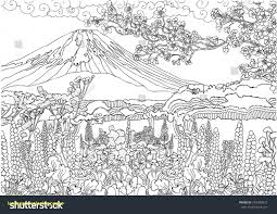 coloring pages for landscapes landscape coloring pages with wallpapers hd mayapurjacouture com