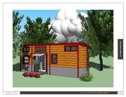 tiny homes green cabins ponderosa tiny house
