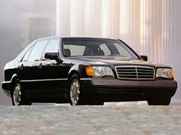 mercedes s class reviews 1992 mercedes s class consumer reviews cars com