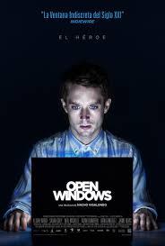 open windows u0027 poster lights up elijah wood bloody disgusting