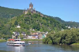 two rivers moselle and rhine river sightseeing cruise from