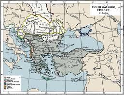 Balkans Map European History Maps