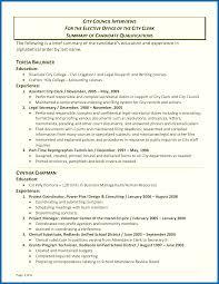 exles of a summary on a resume summary of skills resume embersky me
