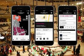 mall app branded mobile app for a shopping mall higher footfall