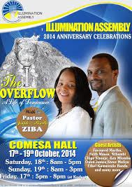 invites you or invite you pastor joseph ziba and illumination assembly invites you to 2014