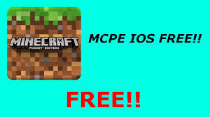 how to get minecraft pocket edition for free ios 2017 mcpe