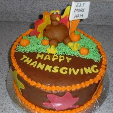 thanksgiving cake decorating ideas celebration