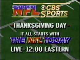 nfl flashback week 11 nfl thanksgiving day 1988