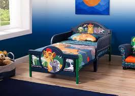 disney jr the lion guard 3d toddler bed toys