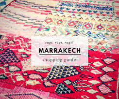 buying rugs 7 tips for buying a rug in marrakech