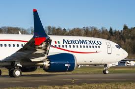 Press Advertising Aeromexico Multi Format Aeroméxico Receives Boeing 737 Max Aircraft Breaking