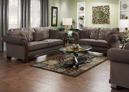 Chenille Sofa And Loveseat Hazel Chenille Sofa And Loveseat Quartz Freedom Rent To Own