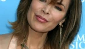 lauren koslow hairstyles through the years interview with days of our lives lauren koslow interview with