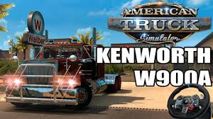 buy kenworth truck american truck simulator mods kenworth w900a best truck to