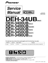 pioneer stereo wiring diagram deh 1400 pioneer deh 1400 auxiliary