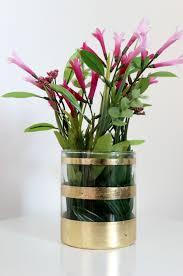 Diy Vase Decor Diy Gold Leaf Bowls Video Tutorial Clean And Scentsible