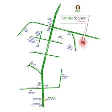 Aurora Map Amaia Scapes Cabanatuan House And Lot N E Aurora Road Brgy