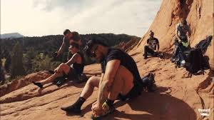 Rock Climbing Garden Of The Gods Papa Roach Rock Climbing In Colorado Springs Garden Of The Gods