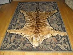 tiger rug opinions on pic added