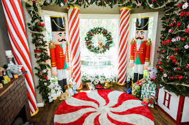 how to diy candy cane pillars hallmark channel