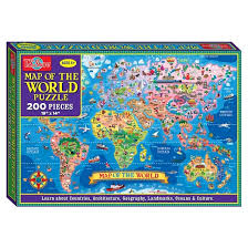 usa map jigsaw level five t s shure map of the world jigsaw puzzle 200 target