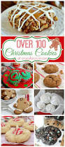 over 100 christmas cookies to serve this holiday crazy for crust