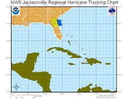 Map Of Jacksonville Florida by Nws Jacksonville Fl Tropical Page