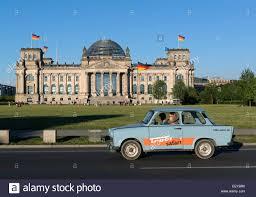 trabant berlin germany trabant 601 car lender trabi safari drives past