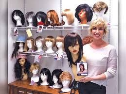 cancer society wigs with hair look for helping women look good and feel better