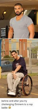 Drake Wheelchair Meme - 25 best memes about rap battles rap battles memes
