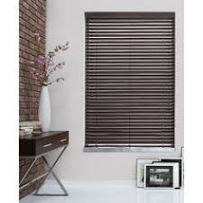 Home Decorators Collection 2 Inch Faux Wood Blinds High Gloss Pure White Faux Wood Blind 50mm Slat Faux Wood