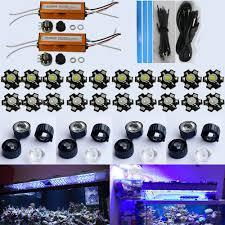 30 led aquarium light 30 w 60 w 90 w 120 w 150 w diy led aquarium light kit 20 3 w para