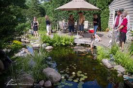 Aquascape Maintenance Water And Garden Showcase Pond Construction Pond Maintenance
