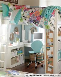 Desk Beds For Girls by Teenage Bedroom I Would U0027ve Loved This Dream Home