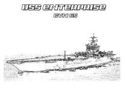 cvn 65 enterprise aircraft carrier ship coloring pages coloring sky