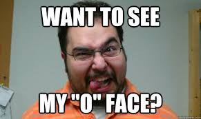 Make My Own Meme - want to see my o face insane colin quickmeme