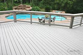 Behr Porch And Floor Paint On Concrete by Best Paints To Use On Decks And Exterior Wood Features