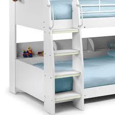 Julian Bowen Bunk Bed Julian Bowen Domino Single Bunk Bed White Hudson