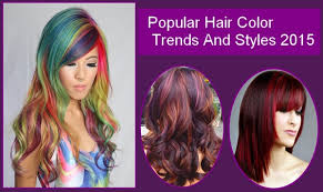 hair colour and styles for 2015 popular hair color trends and styles 2015 jpg