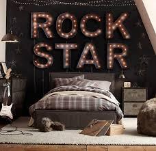 chambre rock conseils pour créer une chambre d ado rock on amuse les mômes