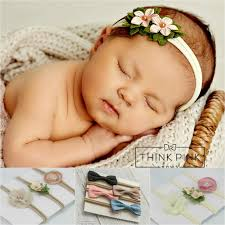 headband newborn baby headband set baby headband small bows baby bows newborn