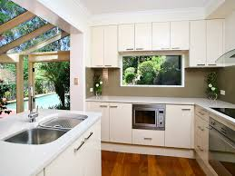 Laminate Kitchen Designs Impressive L Shaped Kitchen With Island Design Also White Laminate