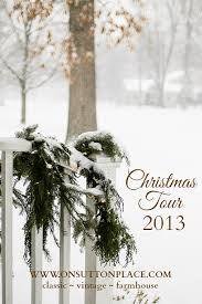christmas decorating ideas for 2013 christmas home tour 2013 on sutton place