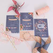 grey coral wedding invitation by anon design studio