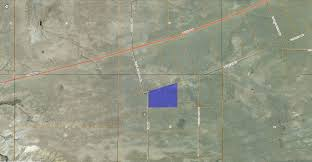 Wyoming Road Map 35 Acres Of Land In Albany County Wyoming Direct Dirt Road