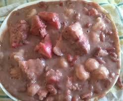 cuisiner haricots rouges dombrés aux haricots rouges recette de dombrés aux haricots