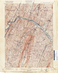 Pennsylvania Highway Map by
