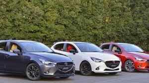 mazda lineup mazda reveals seven tuned models for tokyo auto salon