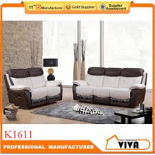 china furniture wholesale two color combination new design sofa